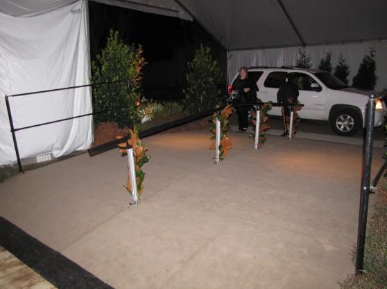 Entryway Tent