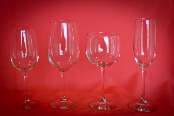 Tableware-rental-stemware