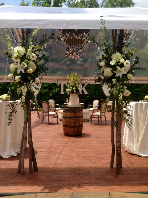 wedding party rentals